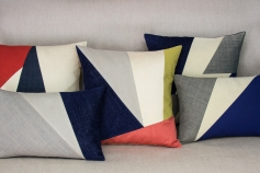 MIX AND MATCH DIFFERENT CUSHION SIZES