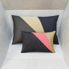 Bed cushion – Maison Popineau, specialist in high fashion cushions