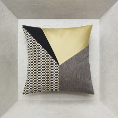 Vintage cushion – Maison Popineau, specialist in deco design cushions